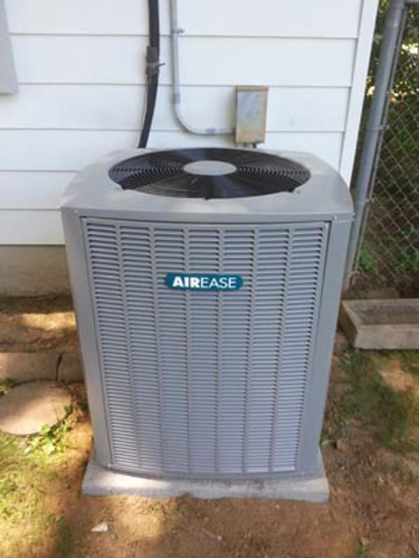 AirEase Air Conditioner Installation