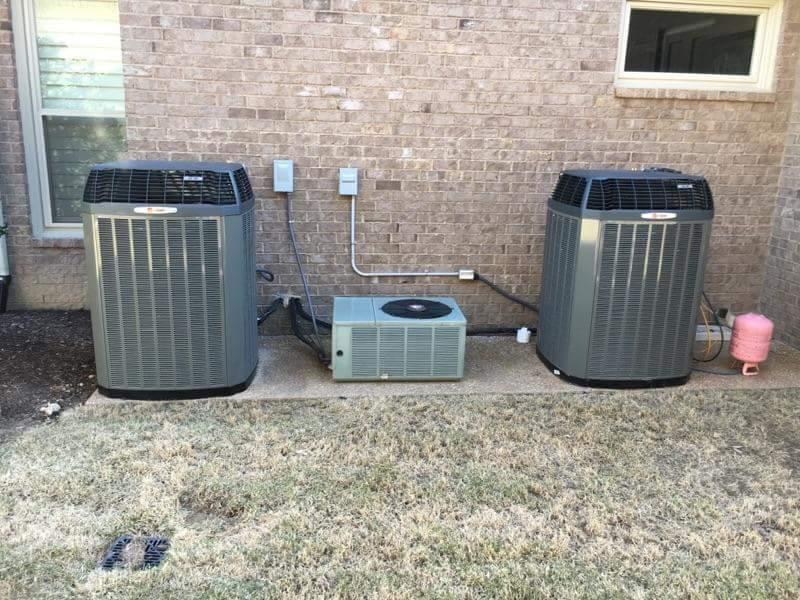 Collierville Heating & Air Conditioning Installation