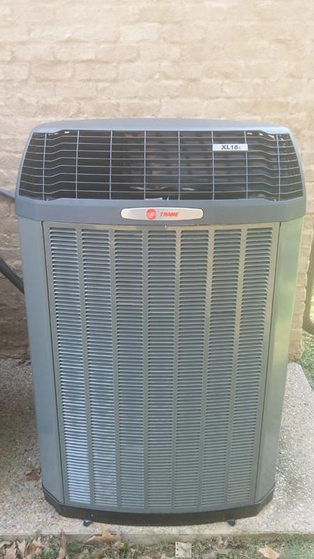 Residential Trane XL16i Air Conditioner